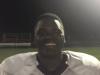 New Paltz football player Guy Soumah