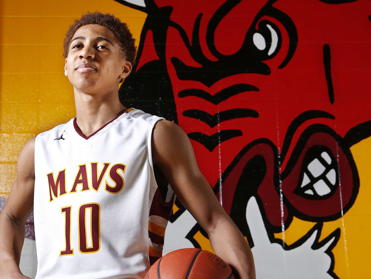 McCutcheon's Robert Phinisee is among the most sought after players in the state's junior class.