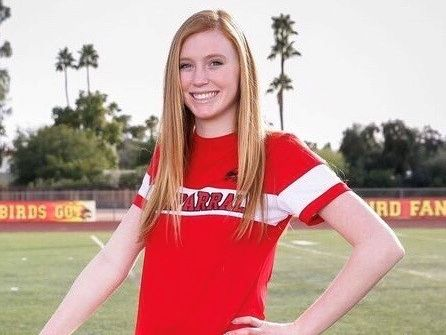 Chloe Christakos, from Scottsdale Chaparral, is the Arizona Sports Awards Academic-All Star of the Week for Dec. 22-29.
