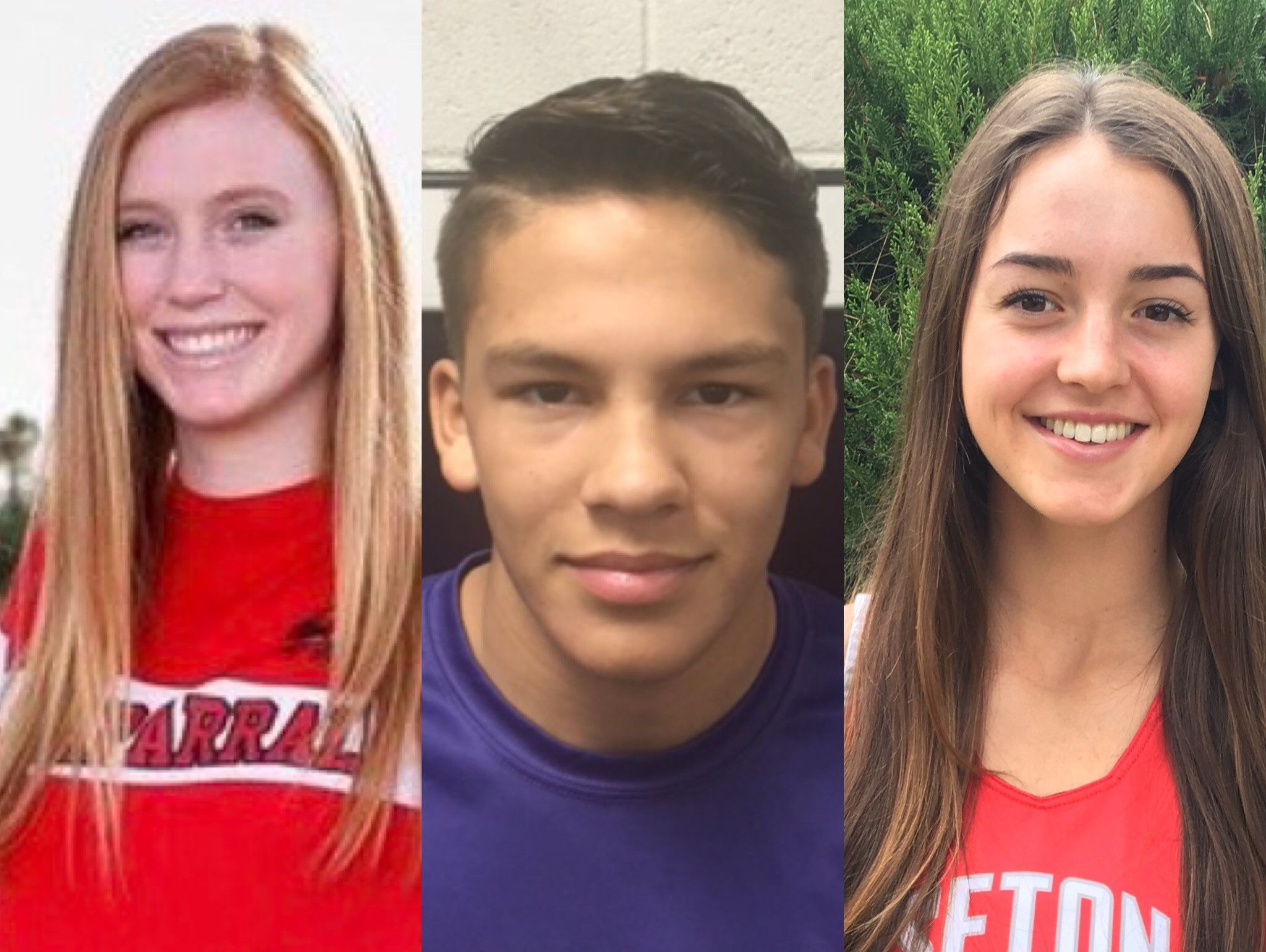 Congratulations to the Arizona Sports Awards Academic All-Star of the Week, Chloe Christakos, and Athletes of the Week, Denen Fernandez and Jenn Wirth, presented by La-Z-Boy Furniture Galleries, for Dec. 22-29.