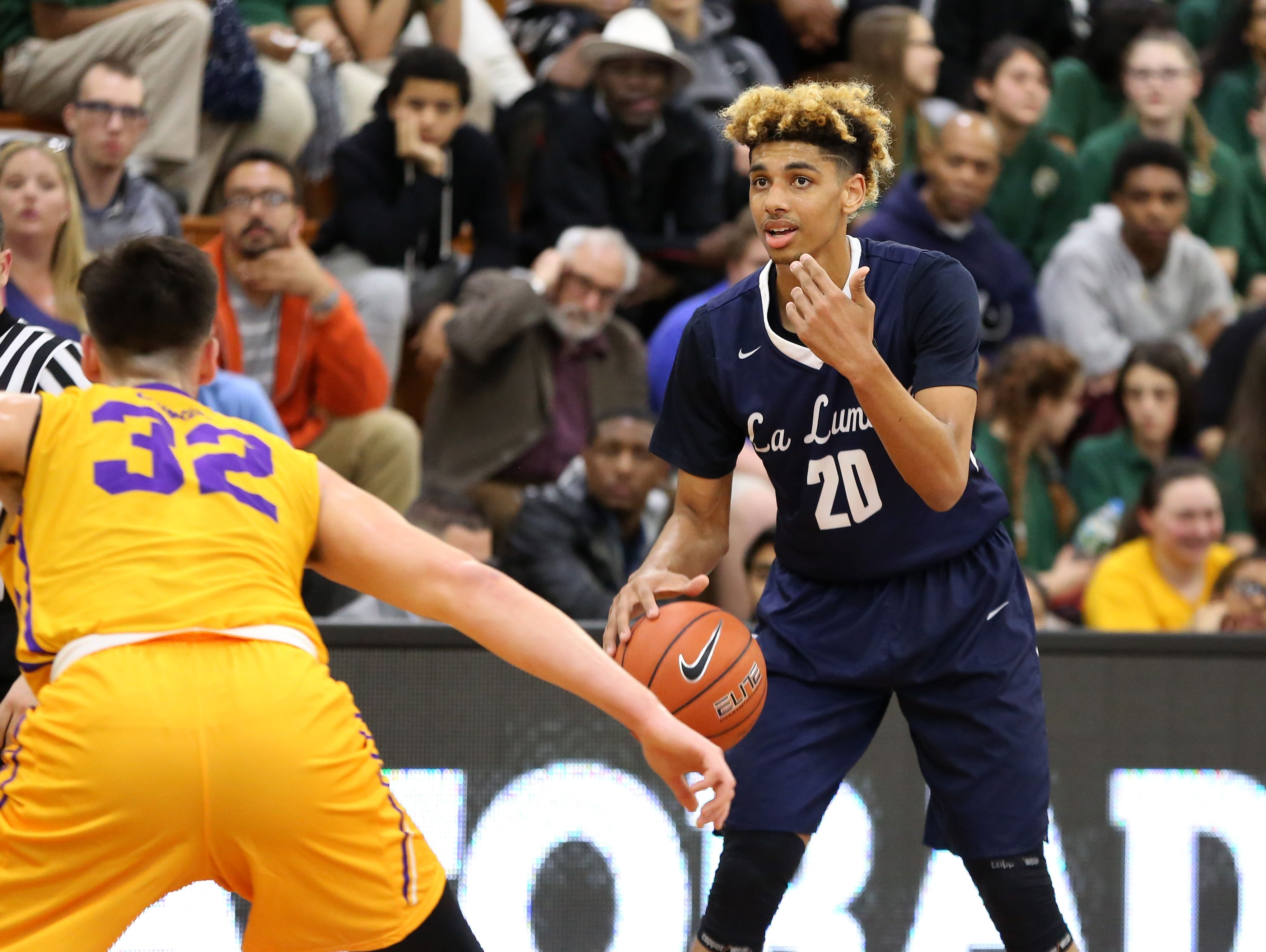 La Lumiere's Brian Bowen said he wouldn't change the massive number of games during the summer.