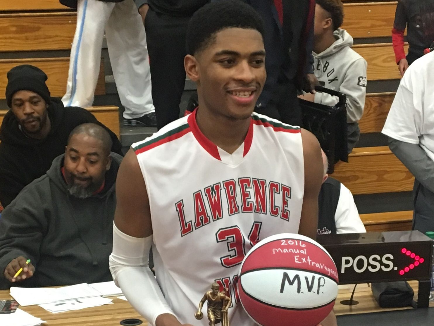 Kevin Easley, Lawrence North