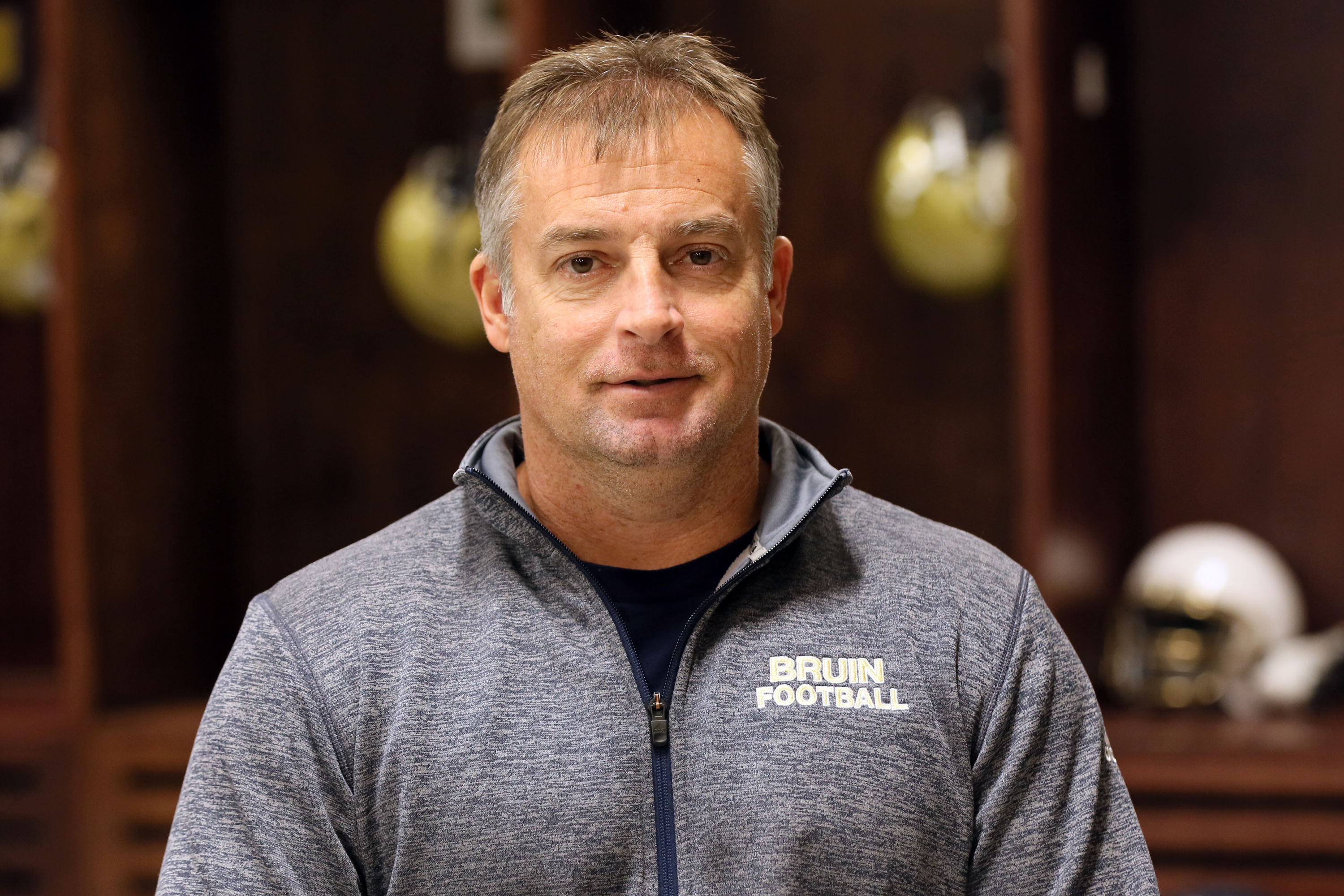 12/16/16 1:28:07 PM -- -- Coach of the Year candidate, Kevin Kelley, Pulaski Academy -- Photo by USA TODAY Sports Images, Gannett ORG XMIT: US 135855 ALL USA PLAYER O 12/12/2016 [Via MerlinFTP Drop]