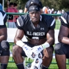 IMG Academy (Bradenton, Fla.) linebacker said that an early signing period might be a better idea for three-star than five-star recruits. (Photo: Under Armour All-America Game).