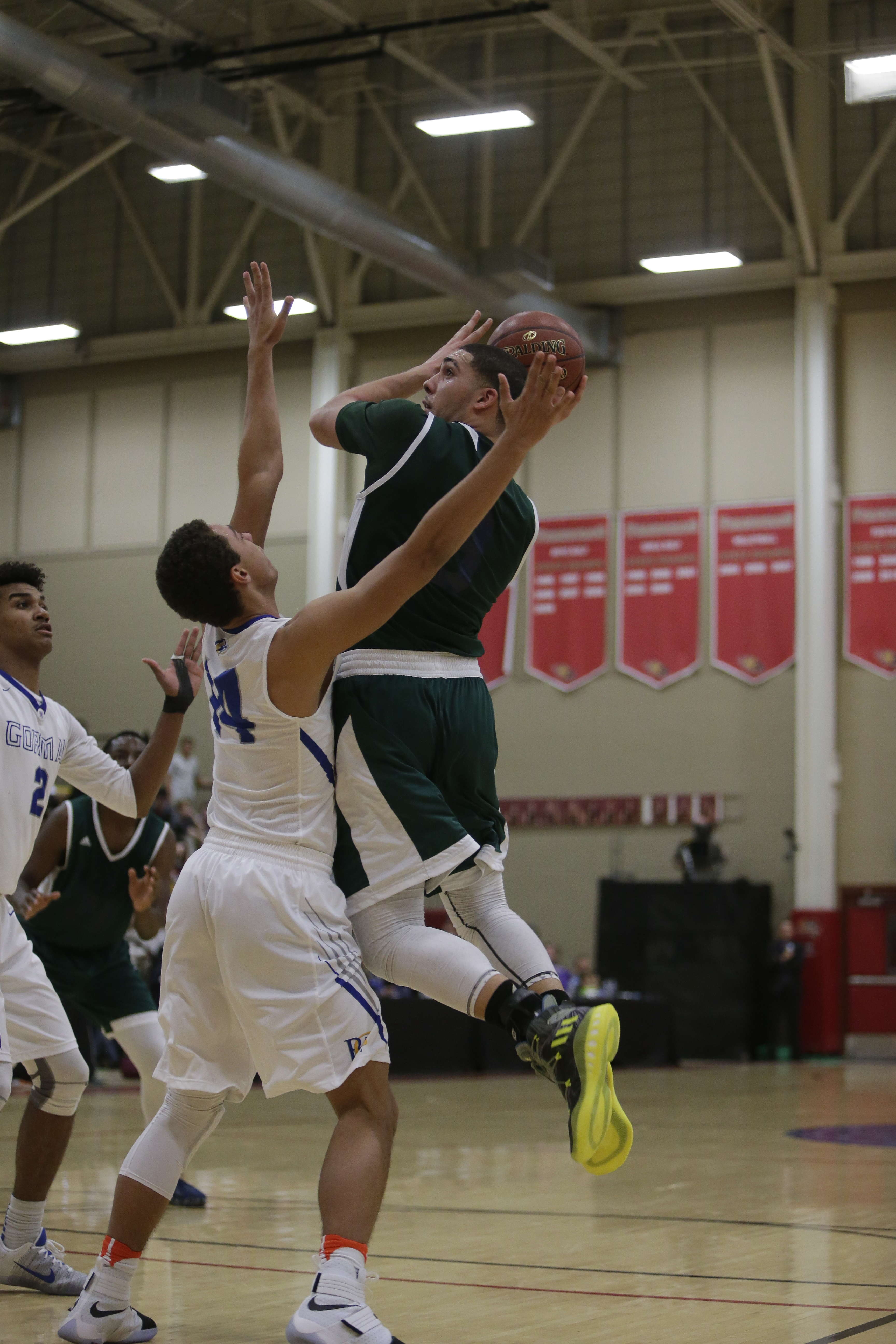 Chino Hills' LiAngelo Ball shoots (Photo: Alex Carlson, Position Sports)