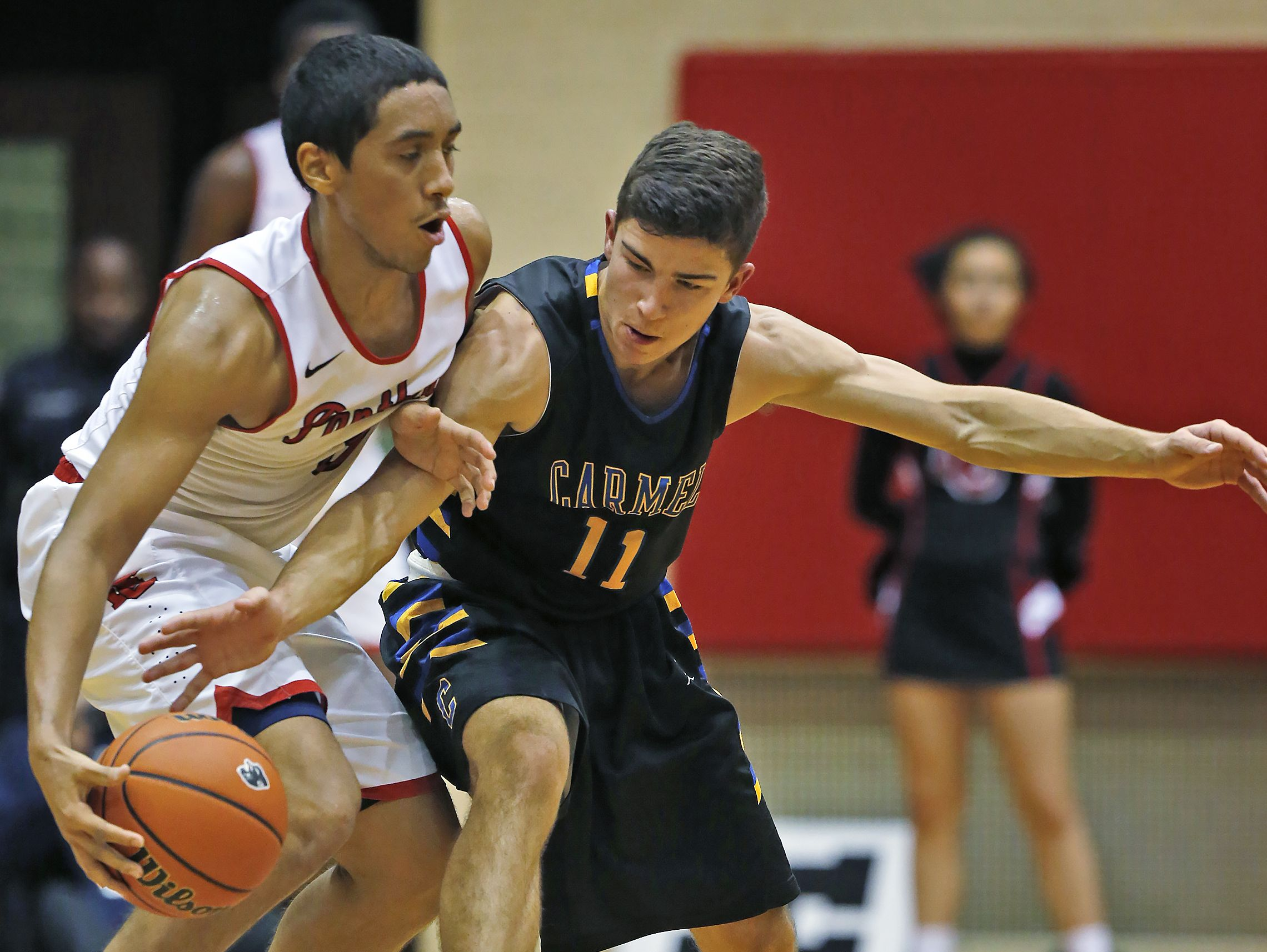 North Central and Carmel remain Nos. 1 and 2 in Kyle Neddenriep's updated Fab 15.