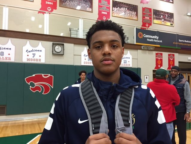 Cathedral's Jarron Coleman has offers from Ball State and IUPUI and interest from other mid-major and Division I programs.