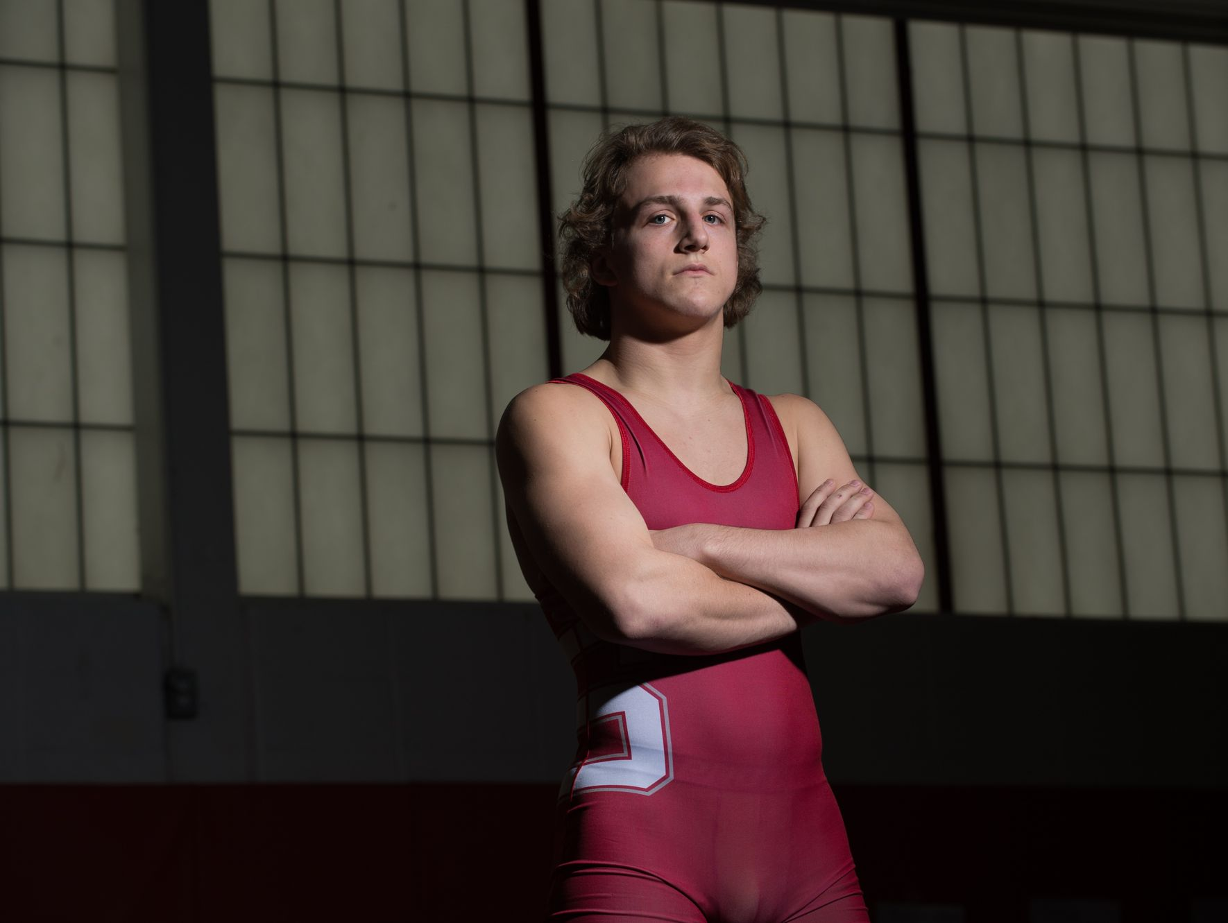 Smyrna junior Tony Wuest has already won three major tournaments this season, and is on track to be one of the top contenders for a DIAA championship at 195 pounds.