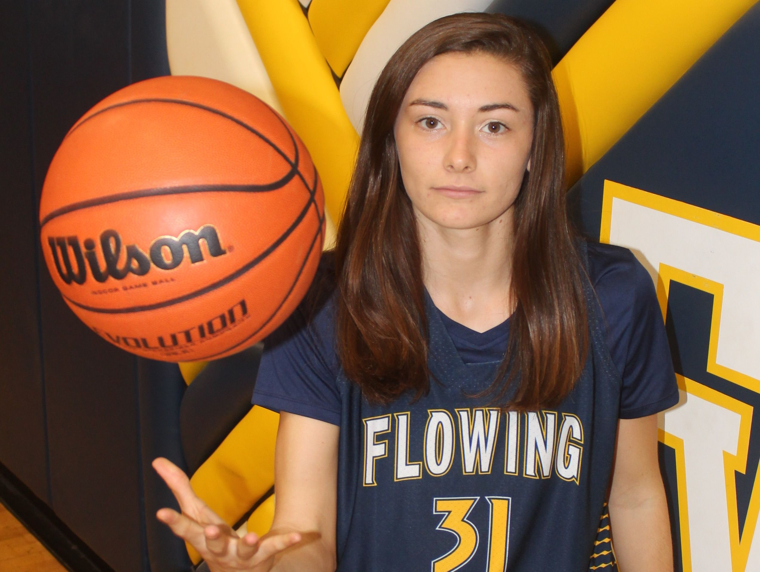 Karena Garcia, from Tucson Flowing Wells, is the Arizona Sports Awards Academic All-Star of the Week for Jan. 19-26.