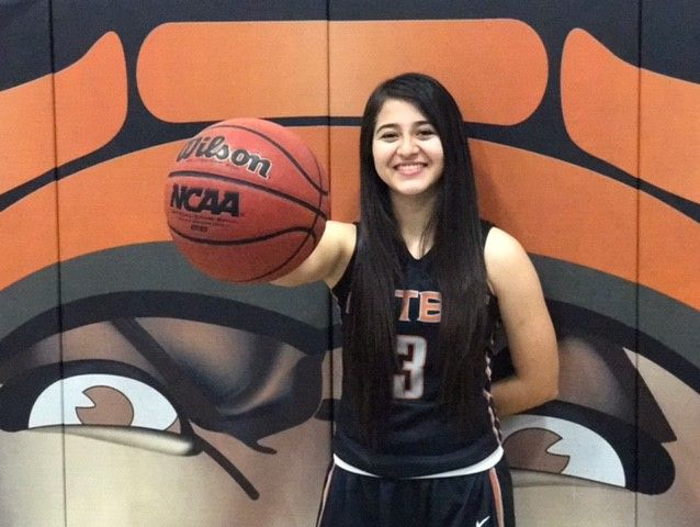 Karen Peraza, from Glendale Copper Canyon, is the Arizona Sports Awards Academic All-Star of the Week for Jan. 26-Feb. 2.