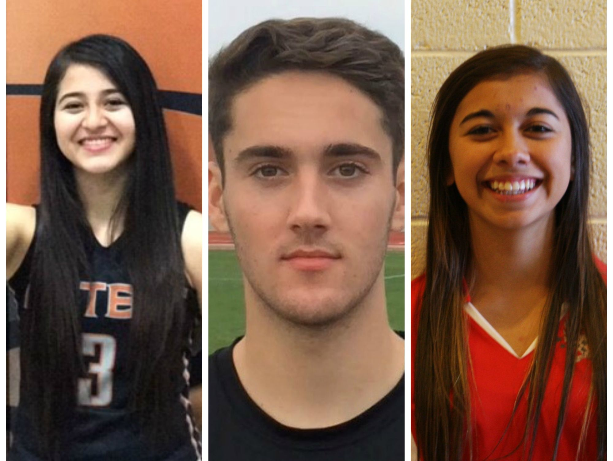 Congratulations to the Arizona Sports Awards Academic All-Star of the Week, Karen Peraza, and Athletes of the Week, Tucker Fenton and Shanya Marquez, presented by La-Z-Boy Furniture Galleries, for Jan. 29-Feb. 2.