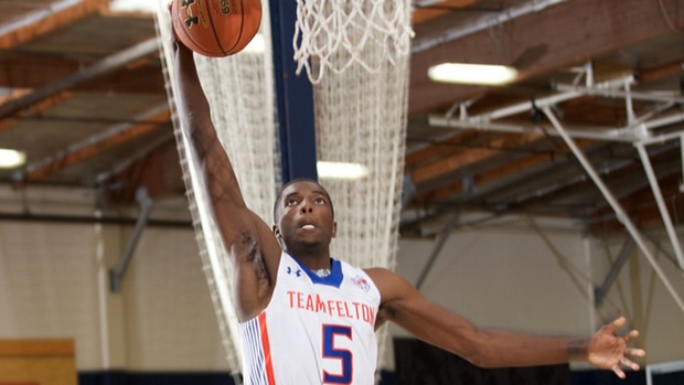 Jalek Felton is excited to be a Jordan Brand All-American. (Photo: Kelly Kline/Under Armour)