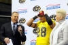 1/7/17 2:06:06 PM -- San Antonio, TX, U.S.A -- West defensive back Bubba Bolden (28) during U.S. Army All-American Bowl high school football game at the Alamodome. East won 20-10. -- Photo by USA TODAY Sports Images, Gannett ORG XMIT: US 135880 Army All-America 1/7/2017 [Via MerlinFTP Drop]