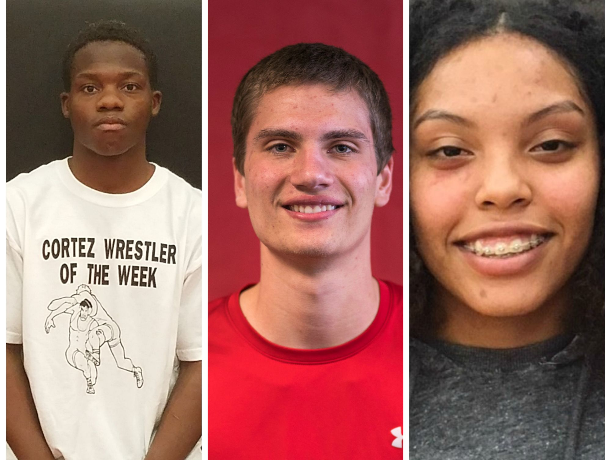 Congratulations to the azcentral.com Sports Awards Academic All-Star of the Week, Jerry Sohn, and the Athletes of the Week, Bryce Andrashie and Tyra Williams, presented by La-Z-Boy Furniture Galleries, for Feb. 2-9.