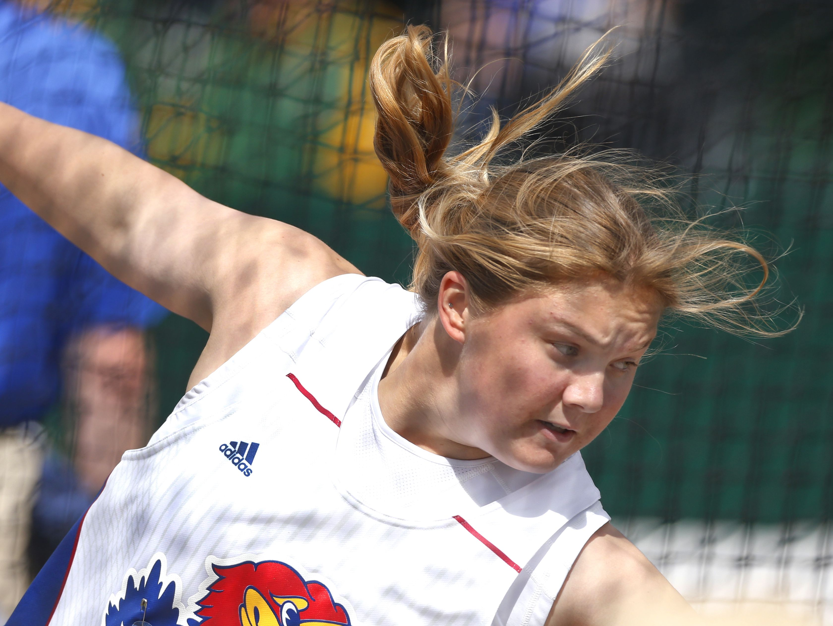 Seymour native Jessica Maroszek will be inducted tot he Wisconsin Track Coaches Association Hall of Fame on Saturday in Middleton. Maroszek helped the University of Kansas women's track and field team win the 2013 NCAA Division I national championship and has competed at the U.S. Olympic trials in 2012 and 2016.