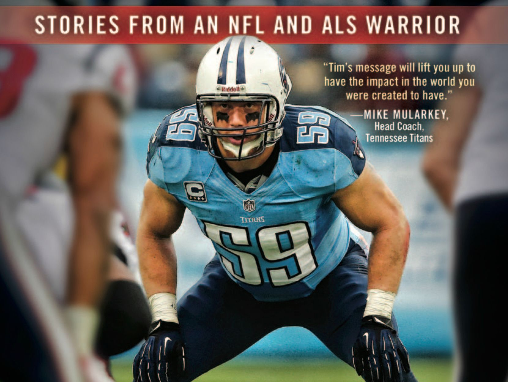 """Tim Shaw's new book is titled """"Blitz Your Life."""""""