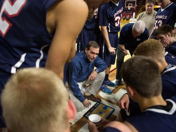 Pinnacle's Charlie Wilde is among the leading Big Schools Coach of the Year candidates, leading a young team to be among the best in 6A.