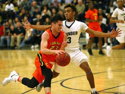 Corona del Sol senior guard Alex Barcello are among the leading candidates for Player of the Year