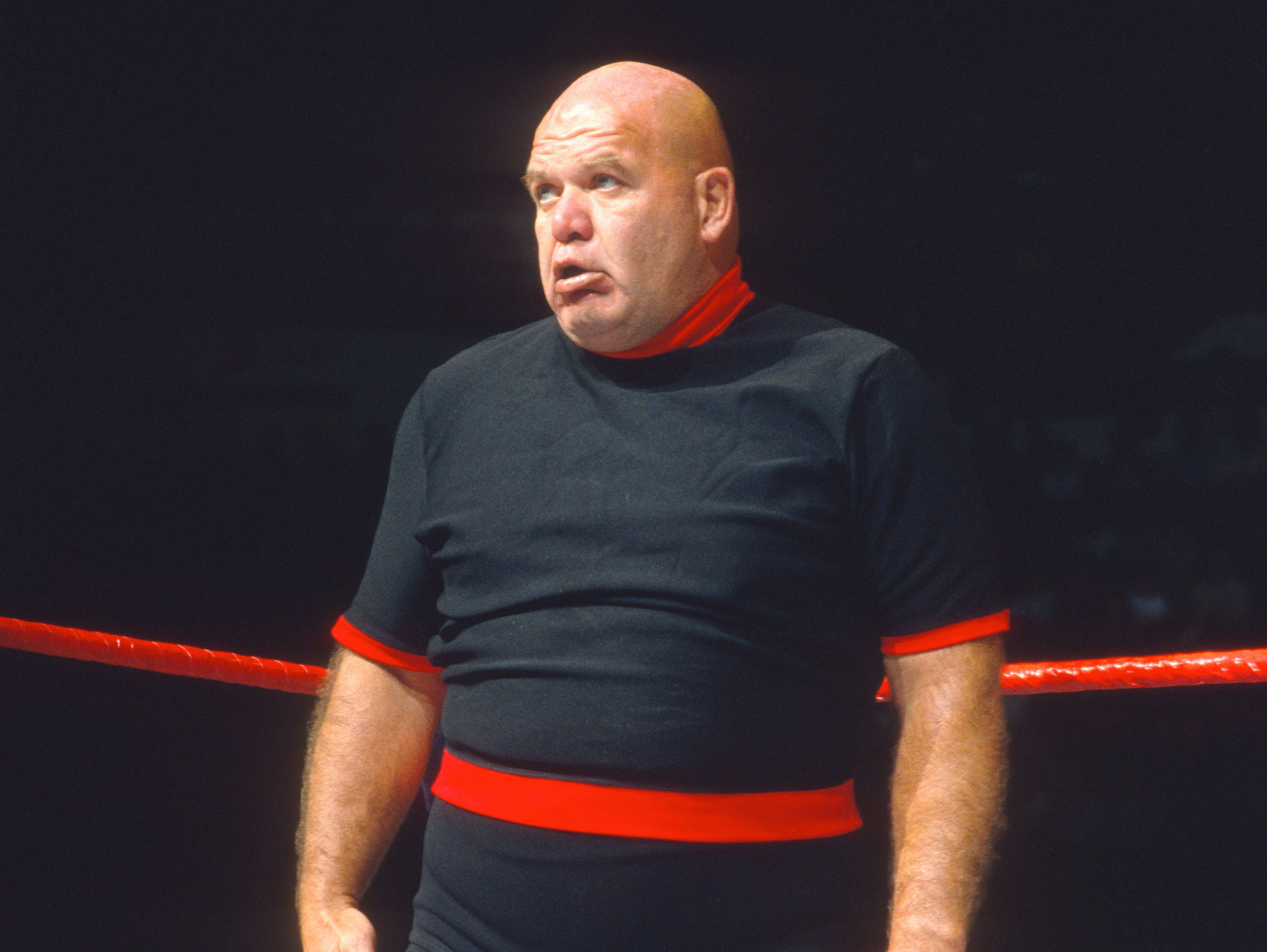 Steele's pro wrestling stardom grew during the 1980s, but is also a Hall-of-Fame football coach who was at Madison Heights Madison for 28 years.