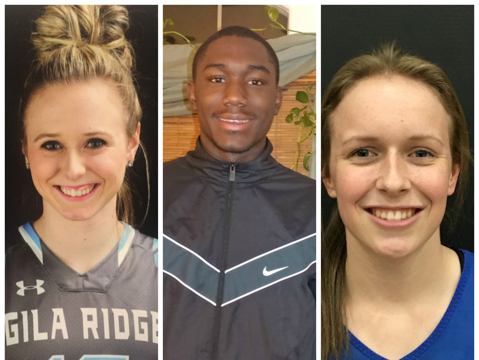 Congratulations to the azcentral.com Sports Awards Athletes of the Week, Kaleb Martin and Lindsey VanAllen, presented by La-Z-Boy Furniture Galleries, and the Academic All-Star of the Week, Hannah Weller, for Feb. 23-March 2.