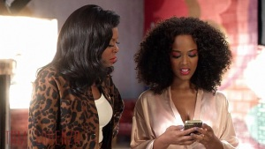 Serayah McNeil stars opposite Taraji P. Henson on Empire. (Photo: Fox)