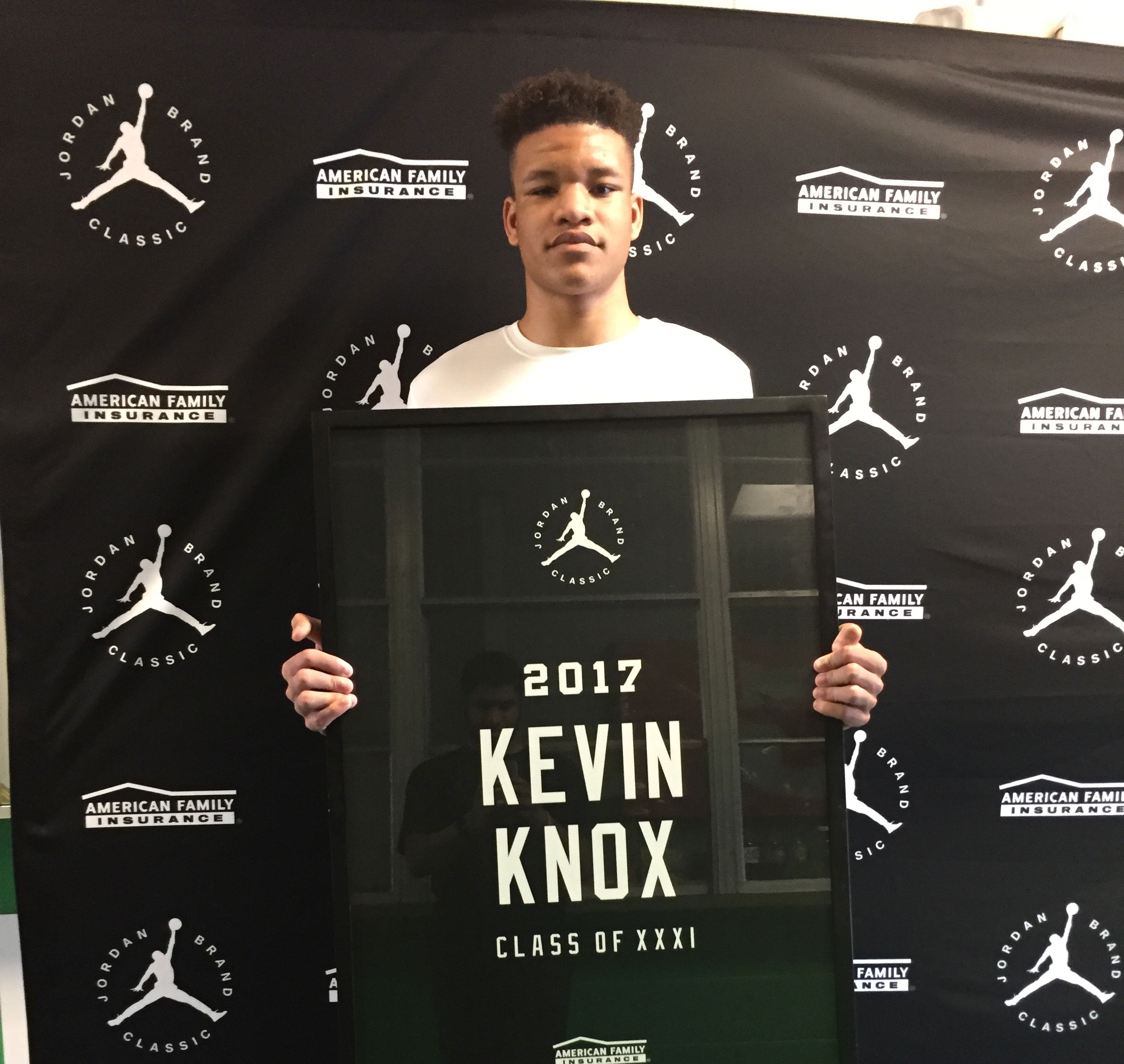 Kevin Knox (Photo: Position Sports)