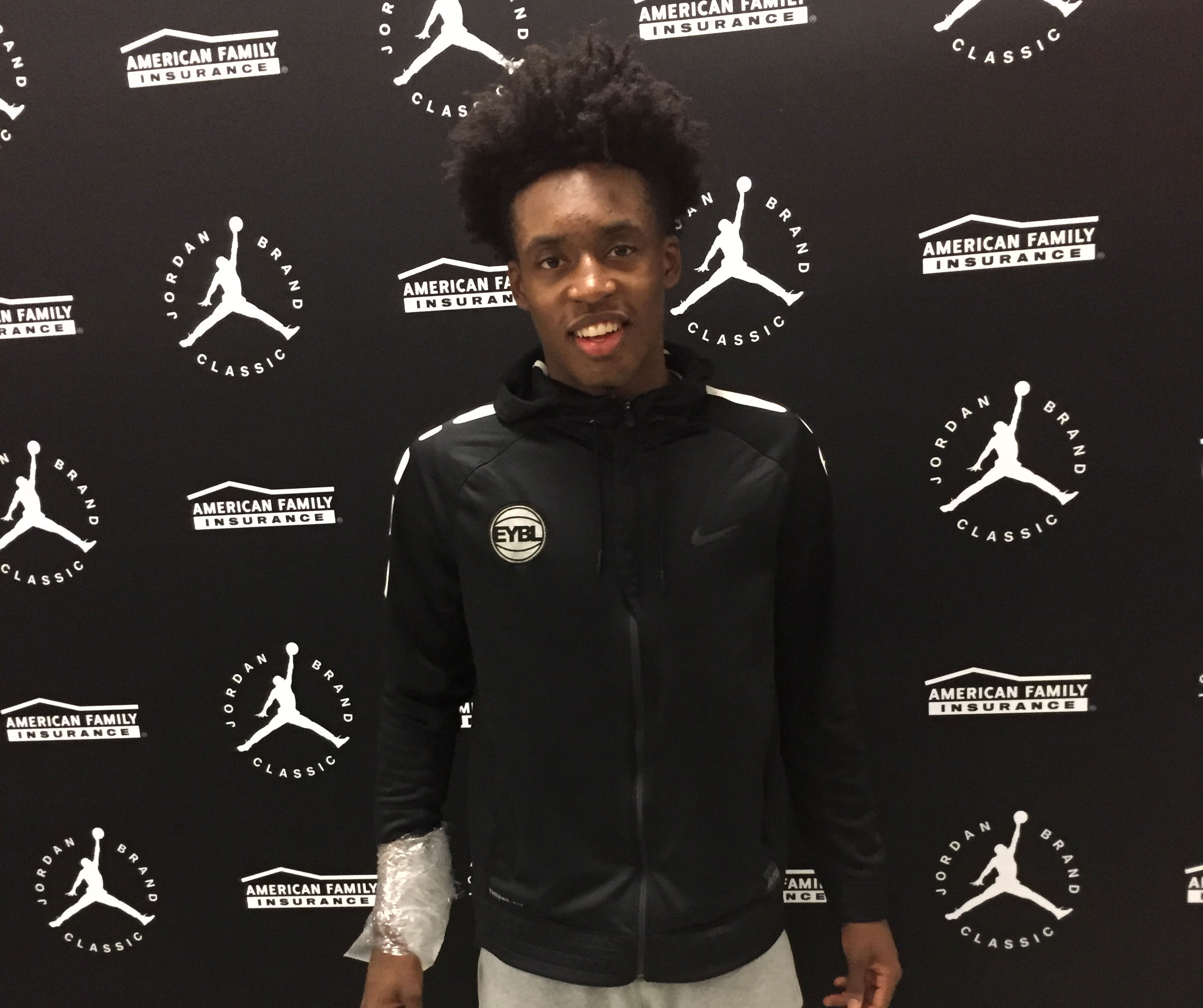 Alabama commit Collin Sexton honored. (Photo: Position Sports)
