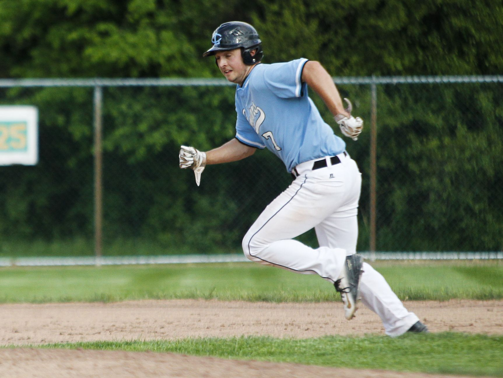 Riley Creamer and Lansing Catholic expect to be in the mix in a competitive CAAC White.