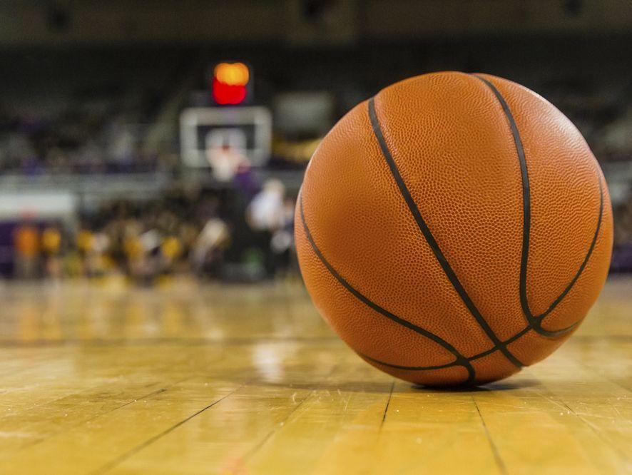 High school girls basketball.