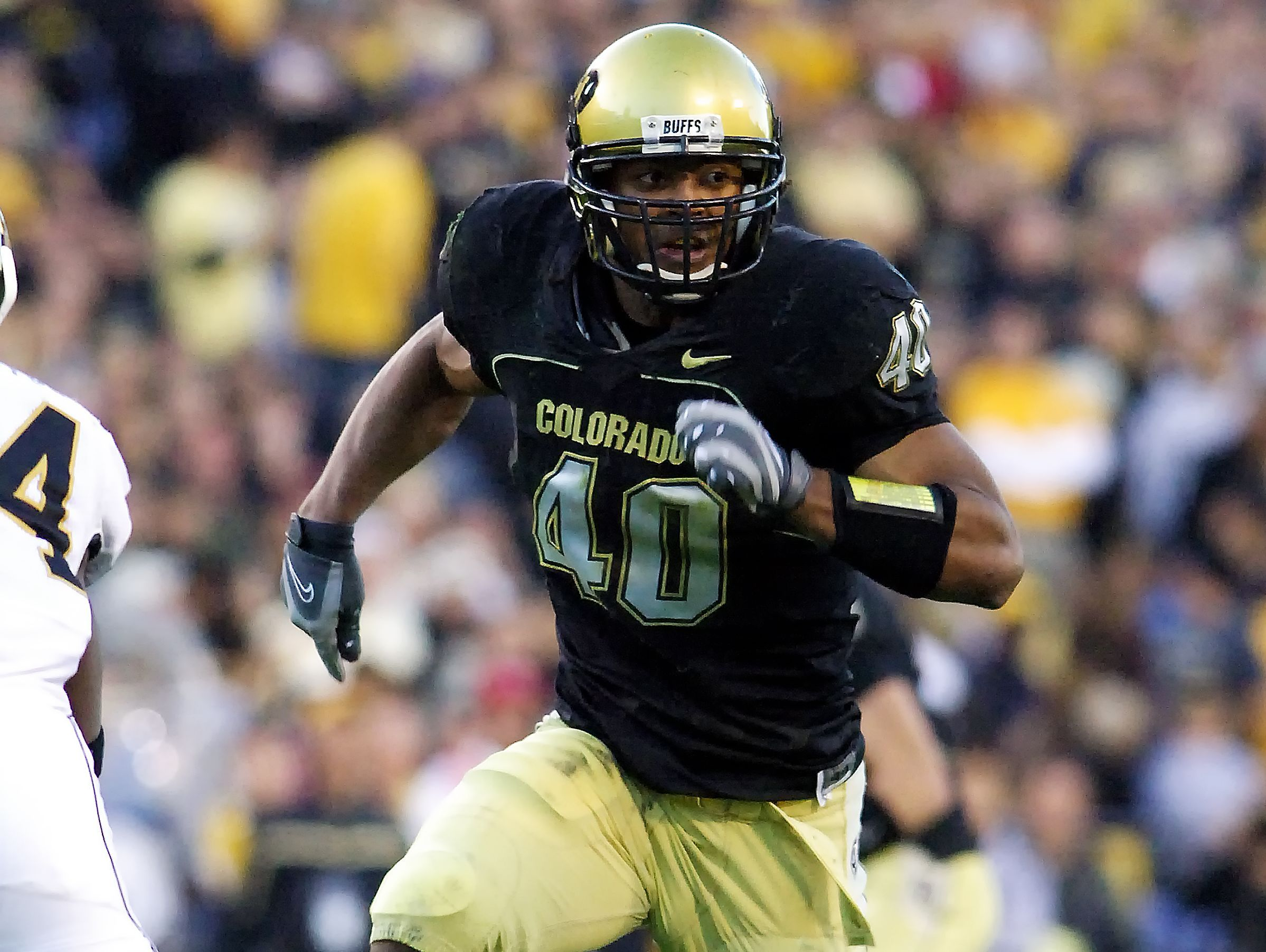 After thriving at East Lansing, Brad Jones excelled at Colorado before going on to the NFL.