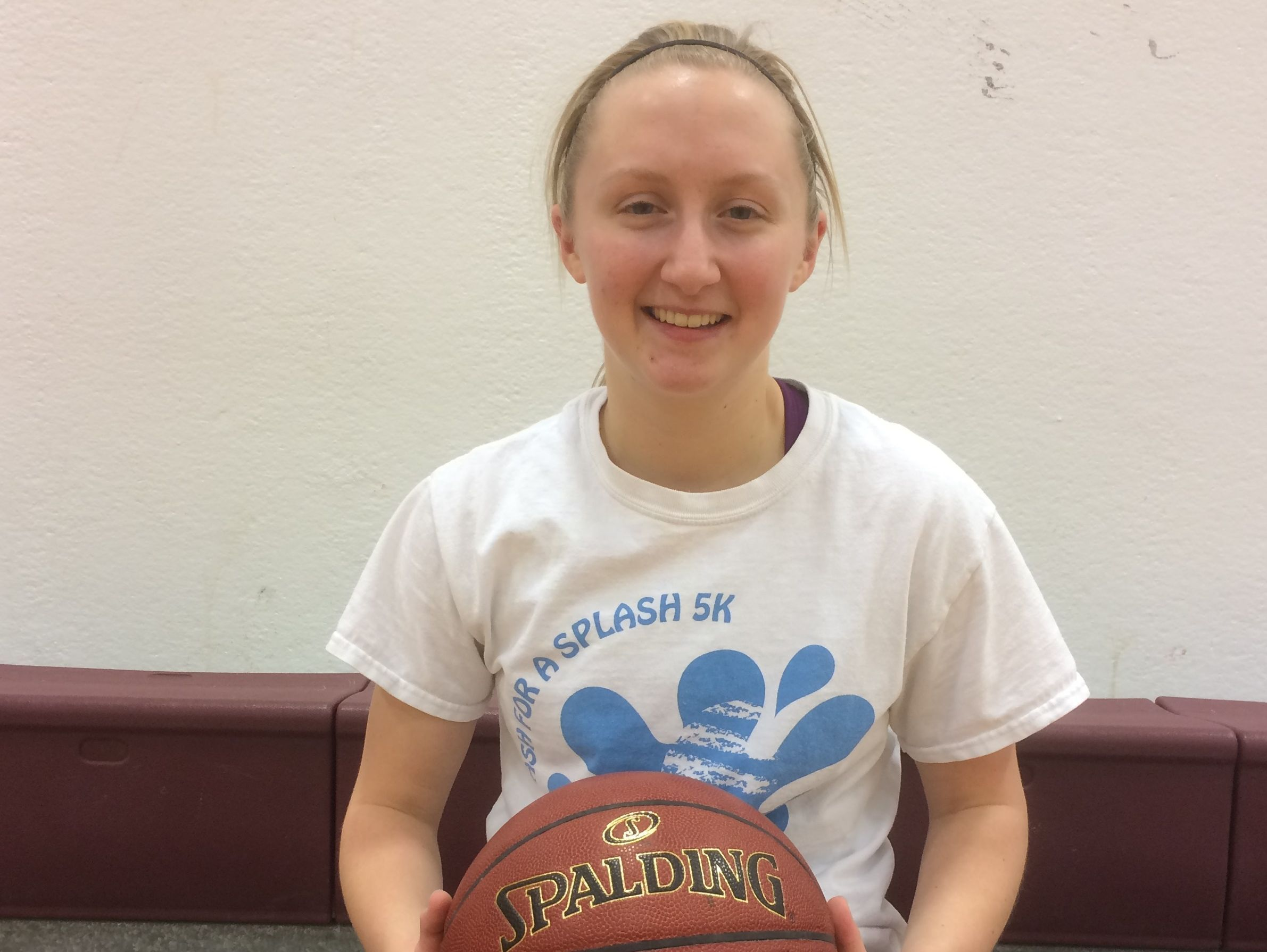 De Pere senior Olivia DeCleene leads the Fox River Classic Conference with 3.8 assists per game and is second with 2.7 steals per game.
