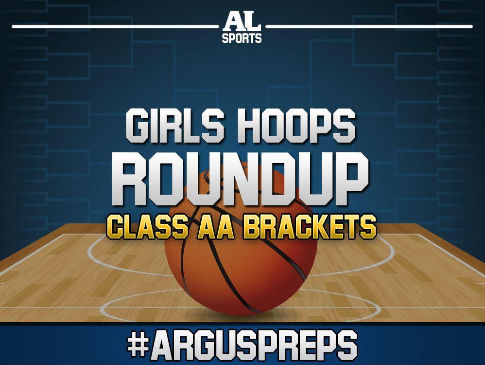 Class AA Girls Brackets tile