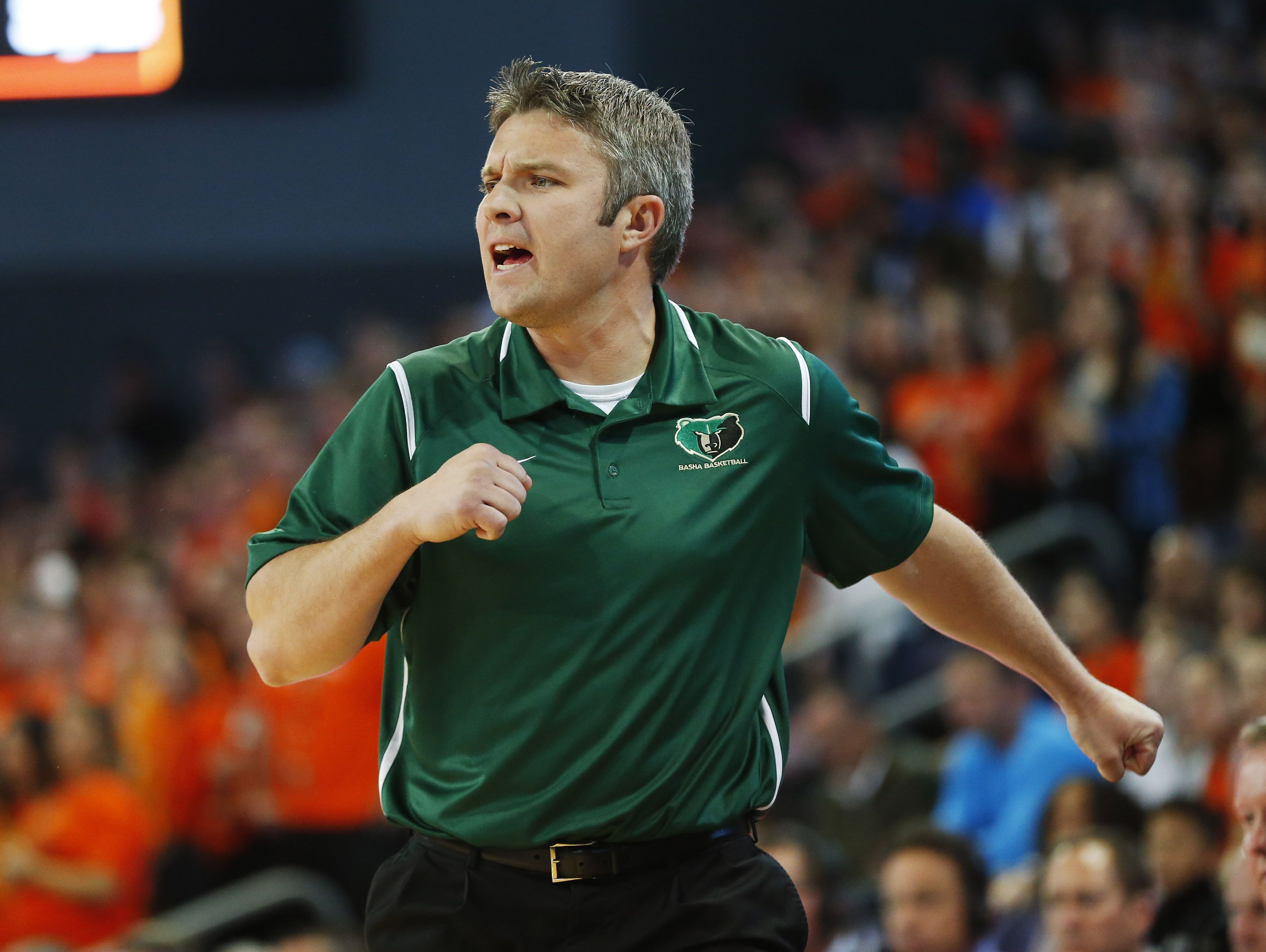 1 state title: Mike Grothaus | Coached Chandler Basha to the 6A title in 2017. His team beat Corona del Sol in the title game, 75-65 and finished the season with a record of 30-1.