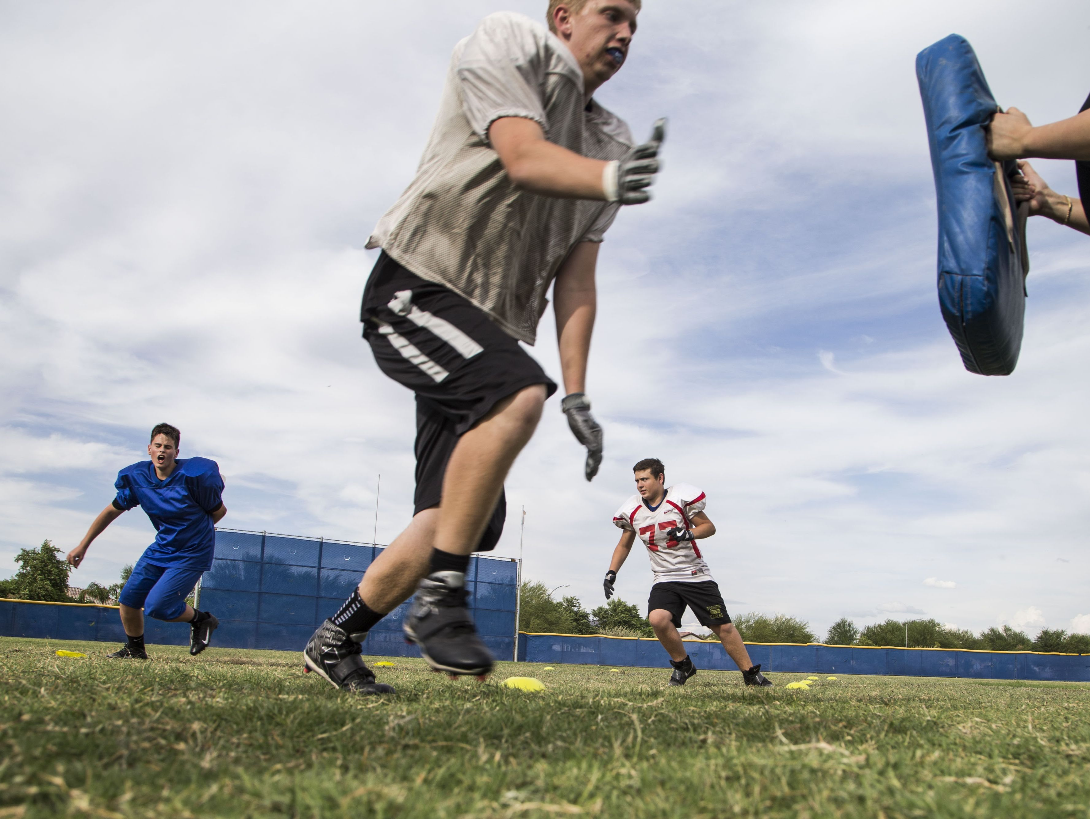The 48 members of the Arizona Interscholastic Association's legislative council will vote on a proposal that would allow coaches to practice any time during the school year.