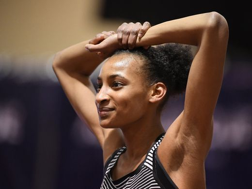 Sammy Watson set the national high school record in the 1,000 meters (Photo: Kirby Lee, USA TODAY Sports)