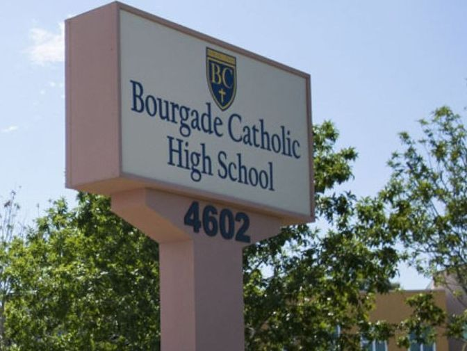 Phoenix Bourgade Catholic's baseball team is reeling after the sudden death of its baseball coach on Thursday.