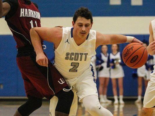 Scott High School's Jake Ohmer.