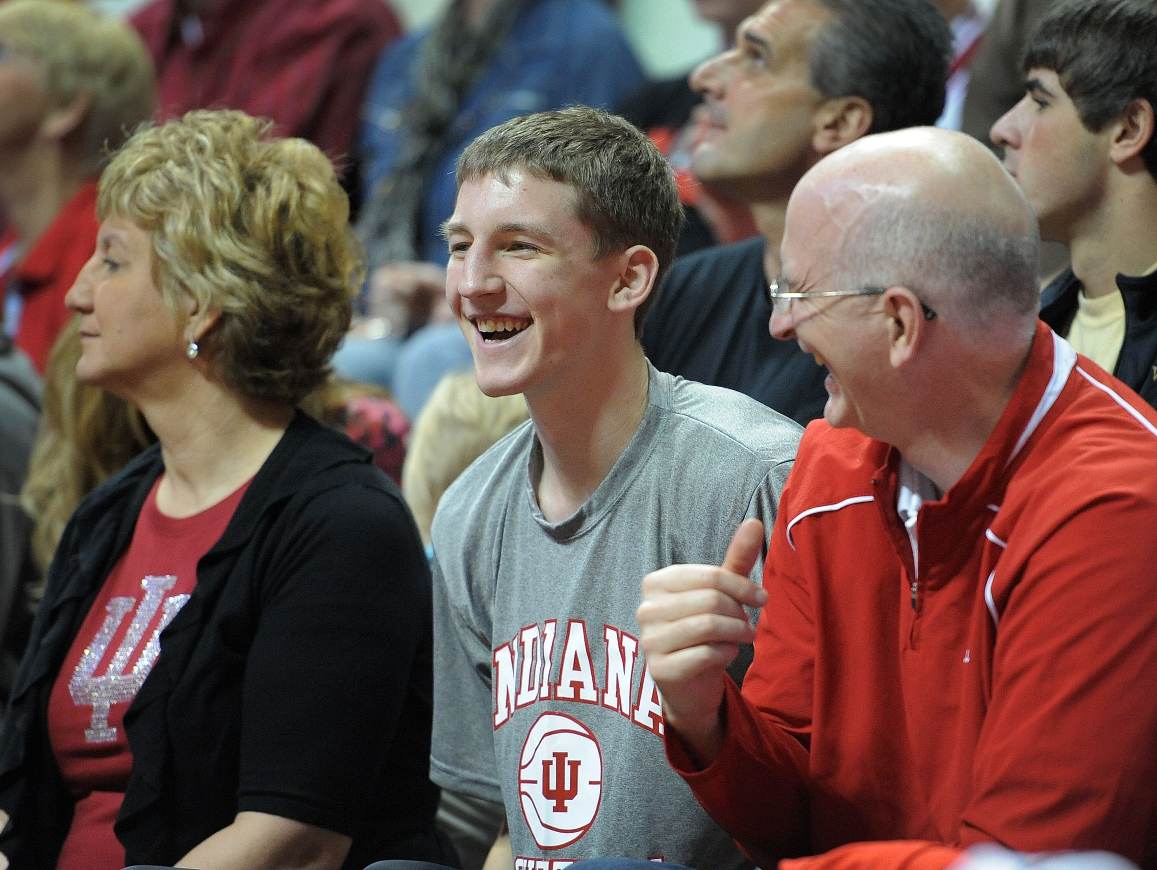 FILE –Cody Zeller's commitment to IU was a huge in-state coup for Tom Crean.
