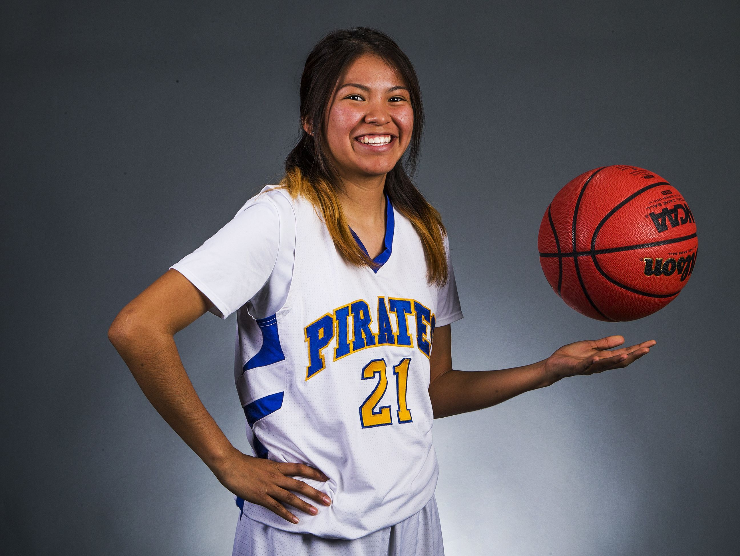 Sanders Valley sophomore guard Valiyah Yazzie is a finalist for the azcentral.com Sports Awards Small Schools Girls Basketball Athlete of the Year award.