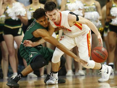 Corona del Sol senior Alex Barcello has been named Gatorade Arizona Boys Basketball Player of the Year for the second time in his career.
