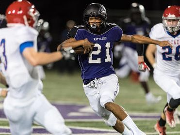 North Canyon wide receiver Solomon Enis is azcentral sports' No.1 2018 football prospect.