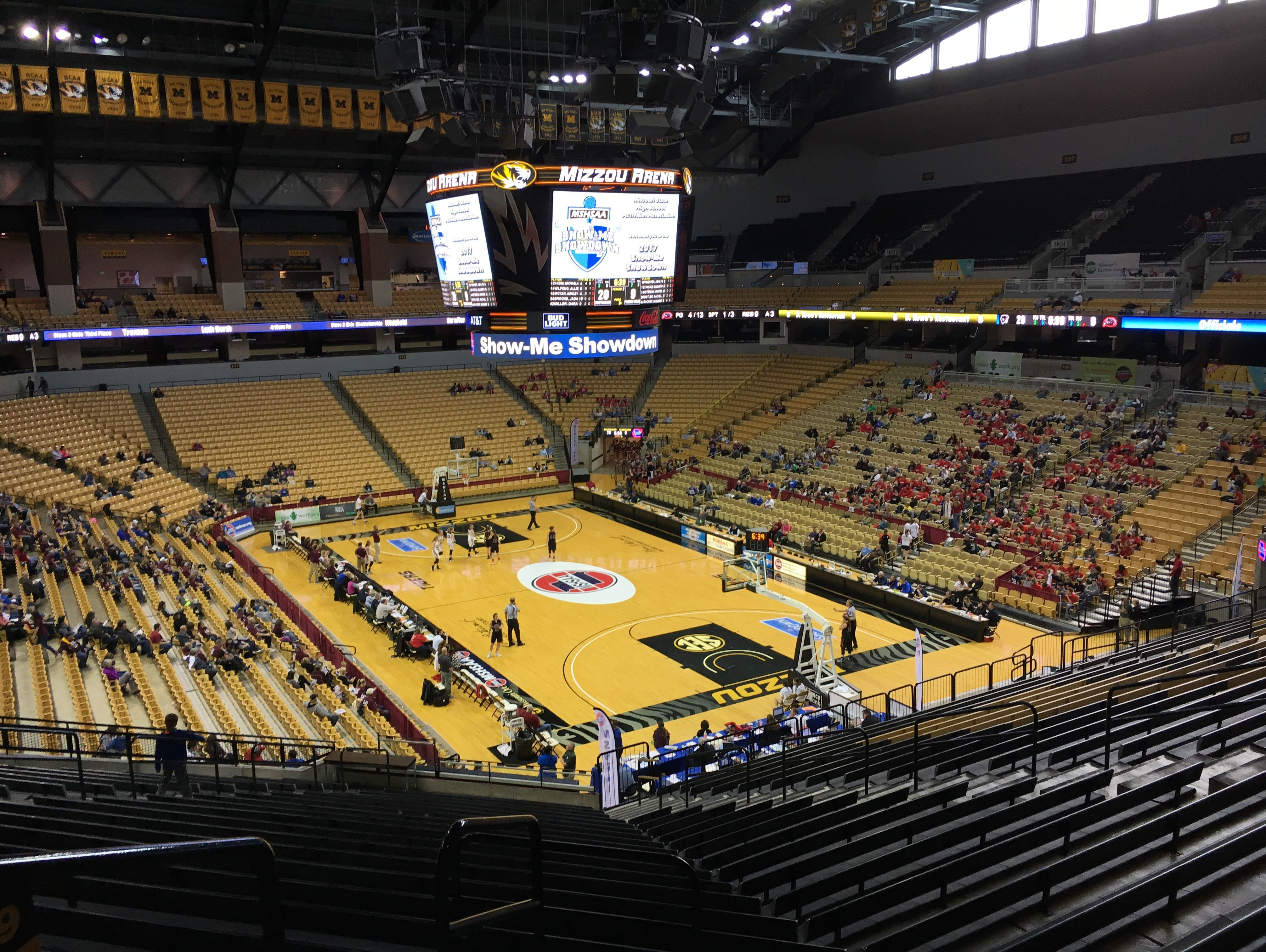 """Michael Porter Jr. tweeted March 24, 2017 that he hoped to play for a Missouri basketball team that could """"restore the atmosphere at Mizzou Arena."""""""