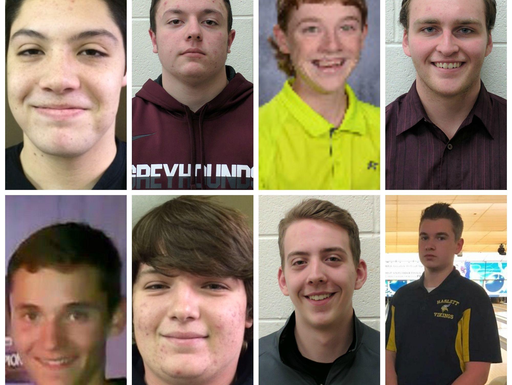Meet the 2017 LSJ boys bowling Dream Team.