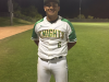 Junior Joey Zubia, the team's starting catcher, threw a no-hitter against Higley in just his second start this season for St. Mary's
