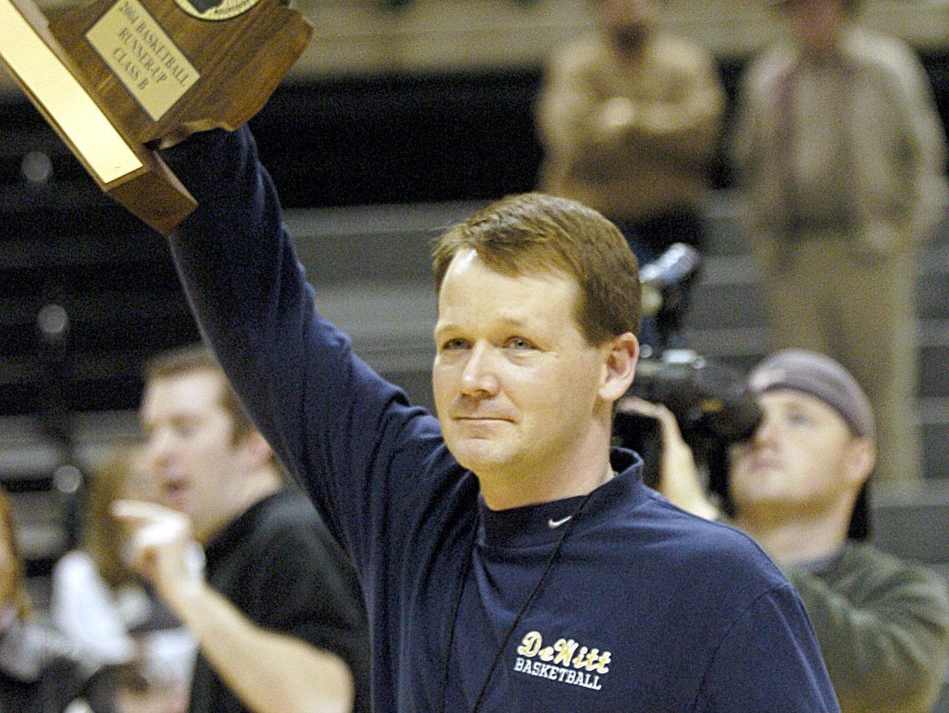 Ron Marlan guided the Panthers to a runner-up finish in Class B during his debut season leading the varsity boys team in 2004.