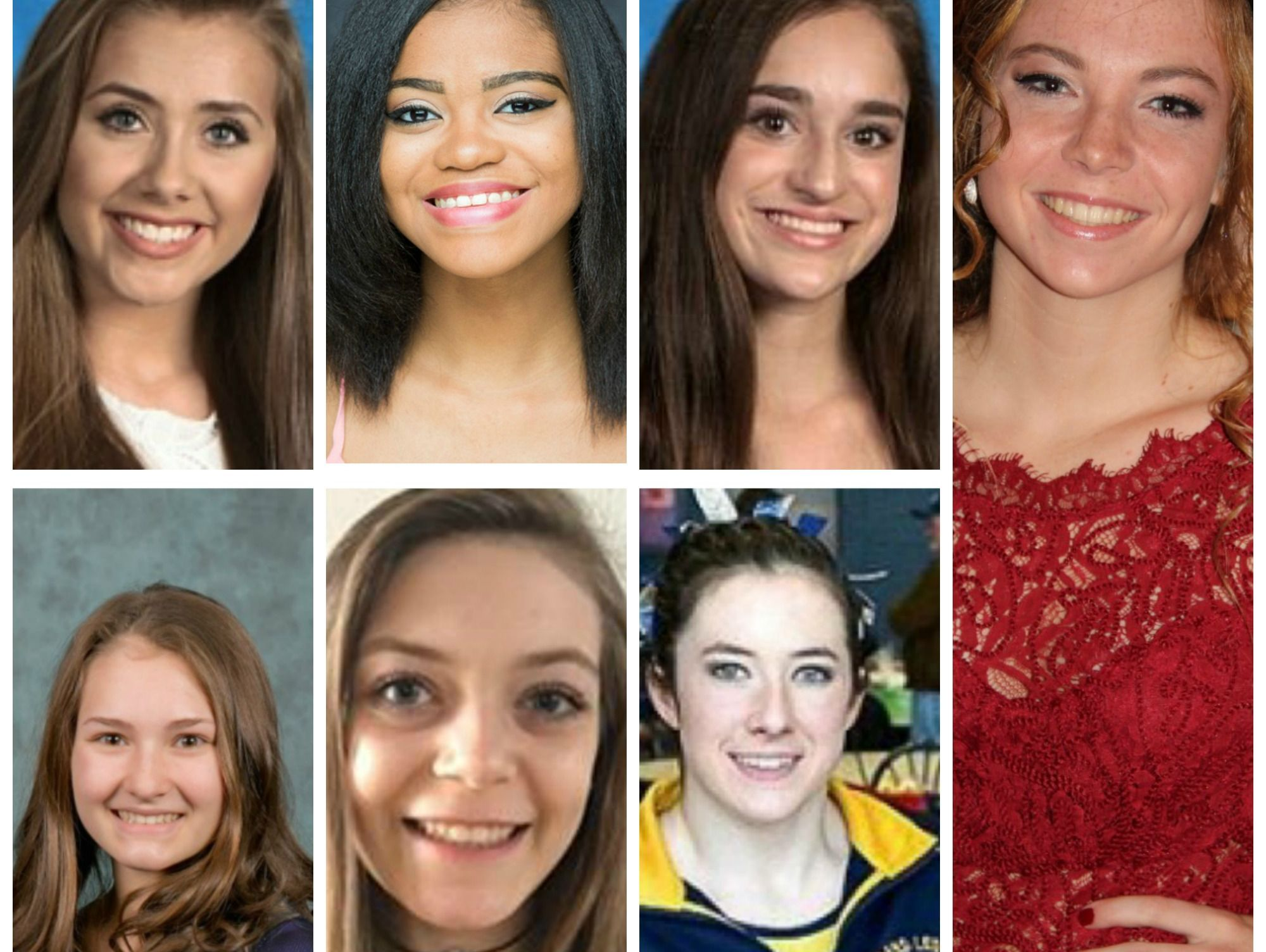 Meet the 2017 LSJ gymnastics Dream Team.