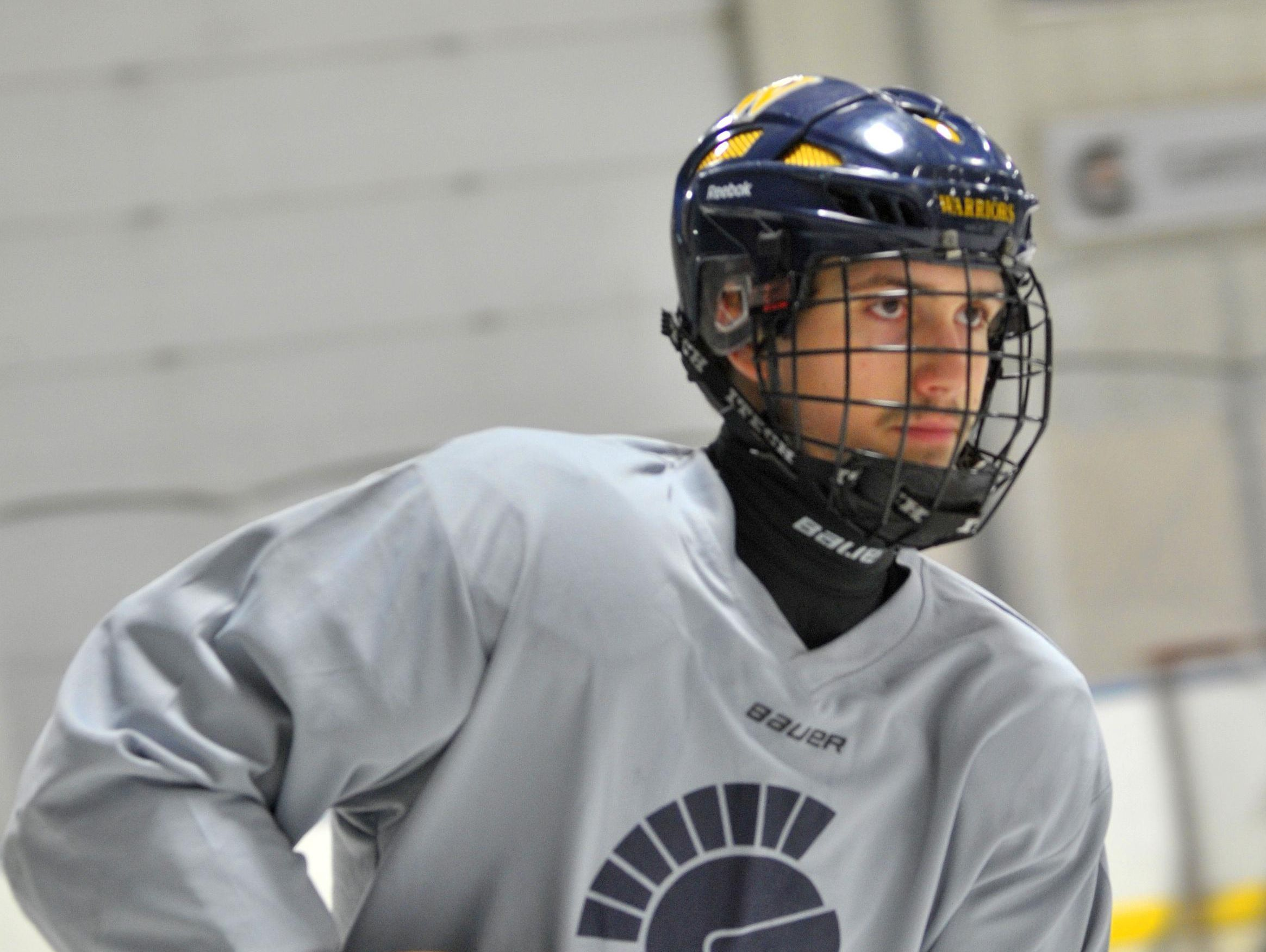 Adam Parsells, who graduated from Wausau West earlier this month, is expected to hear his name called sometime Saturday during the NHL Draft.