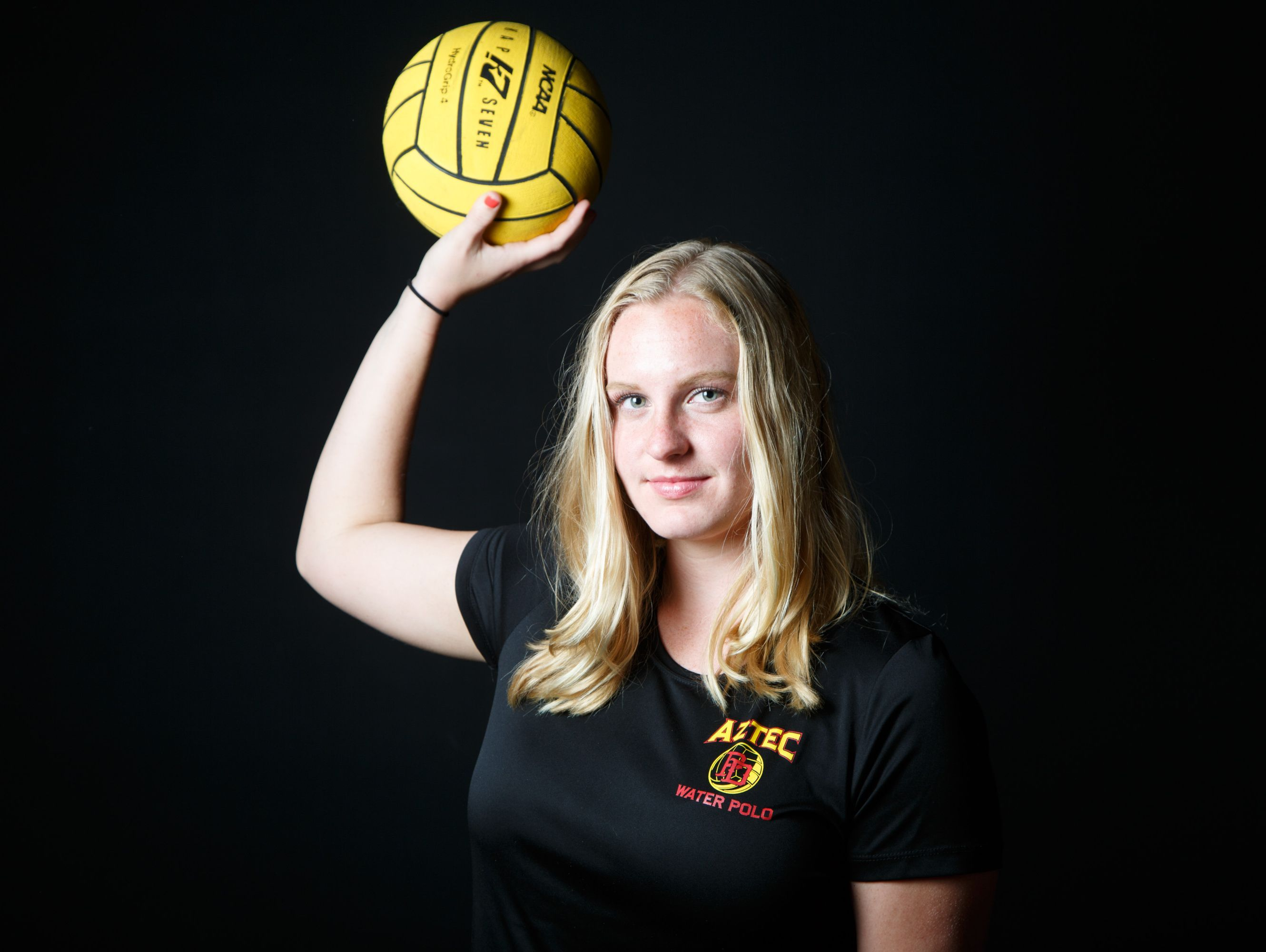 Sarah Nichols is selected by The Desert Sun as the top girls water polo player in the valley this season, Monday, March 20, 2017.