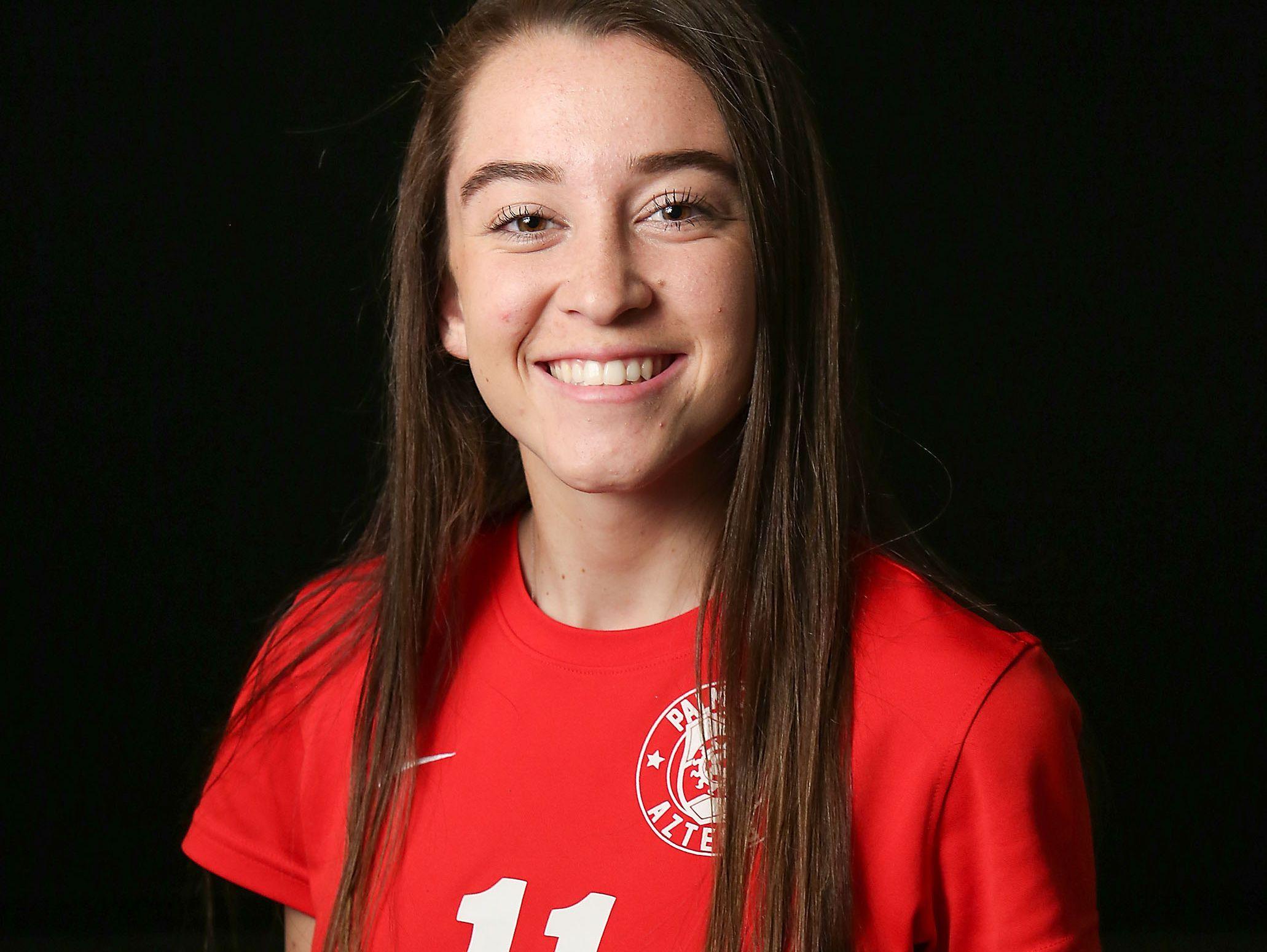 Palm Desert soccer player Jane Jordan.