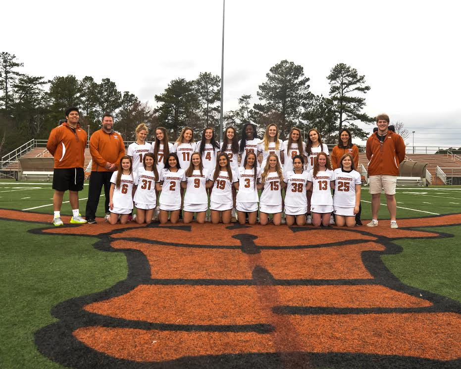 The Kell girls lacrosse team will compete in a state title game after its first scheduled title game was postponed (Photo: Kell High School)